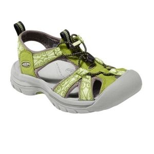 Keen Venice H2 Washable Sport Sandals Green 7.5